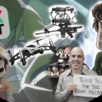 Nintendo connect y drones sinaloenses.
